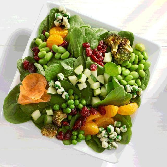 """<p>Hey, are we Americans secretly into healthy eating? While Ruby Tuesday's <a href=""""https://www.delish.com/food-news/a49079/things-you-should-know-before-eating-at-ruby-tuesday/"""" rel=""""nofollow noopener"""" target=""""_blank"""" data-ylk=""""slk:burgers are a pretty big deal"""" class=""""link rapid-noclick-resp"""">burgers are a pretty big deal</a>, the customizable options, from ingredients to portions, make the chain's <a href=""""https://clark.com/shopping-retail/food-restaurants/ruby-tuesday-salad-bar-menu-change/"""" rel=""""nofollow noopener"""" target=""""_blank"""" data-ylk=""""slk:Garden Bar"""" class=""""link rapid-noclick-resp"""">Garden Bar</a> its most ordered item. This is probably due to the salad bar's spread of yummy, fresh, good-for-you items, and also to the fact that the Garden Bar is a must on its own, as an appetizer or as a side accompaniment to those burgers, steak, or chicken. Plus, it's got <a href=""""https://www.qsrmagazine.com/content/ruby-tuesdays-garden-bar-more-55-ingredients"""" rel=""""nofollow noopener"""" target=""""_blank"""" data-ylk=""""slk:55 ingredients"""" class=""""link rapid-noclick-resp"""">55 ingredients</a>, and it's <em>unlimited.</em></p>"""