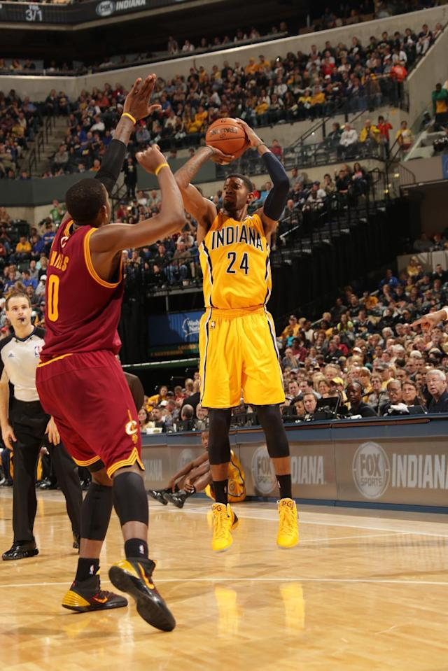 Pacers beats Cavaliers 89-74