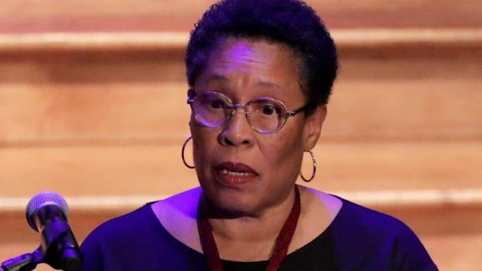 Democratic Ohio Rep. Marcia Fudge, the congresswoman from Ohio's 11th District since 2008, is pushing to be named the next Secretary of Agriculture. (Photo by Julio Cortez-Pool/Getty Images)