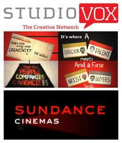 StudioVox Partners With Sundance Cinemas to Expand Opportunities for Creatives With New Professional Network
