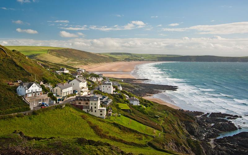 Woolacombe - getty