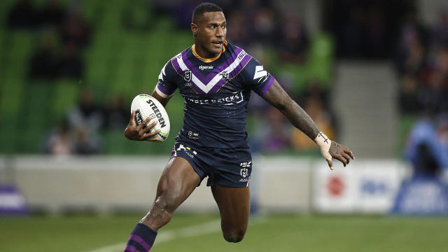 Suliasi Vunivalu will leave the Melbourne Storm to join Super Rugby side the Reds in 2021.