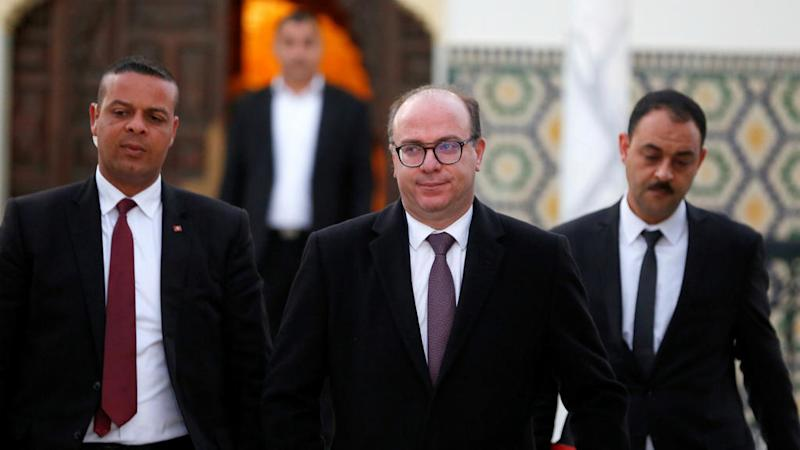 Tunisian parliament gives vote of confidence to coalition government