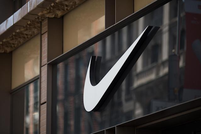 The swoosh is once again welcome in Kenner, Louisiana. (Getty)