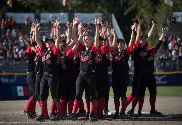 Canada will be a strong medal contender at the Olympic softball tournament which will run from July 22 to July 27.