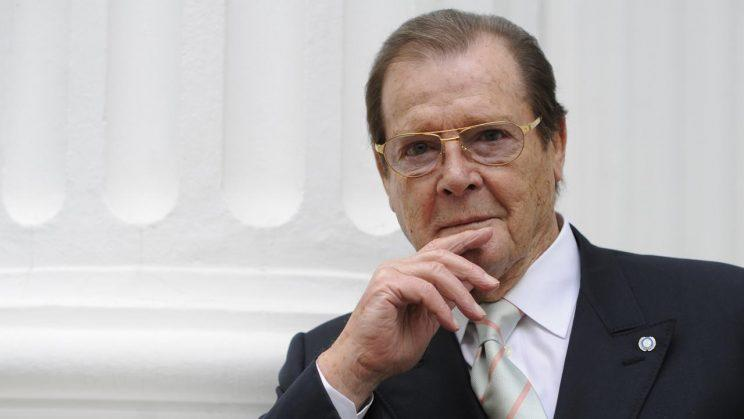 Image result for roger moore quotes pic