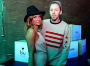 LONDON, ENGLAND - MAY 08: Professor Green and Millie Mackintosh at the official UK launch of blu eCigs, the premier global electronic cigarette, and the start of the brand's forthcoming UK music tour at Kachette, London on May 8, 2014 in London, England. (Photo by David M. Benett/Getty Images for blu eCigs)