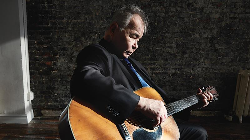 Country music legend John Prine has been hospitalised with coronavirus symptoms