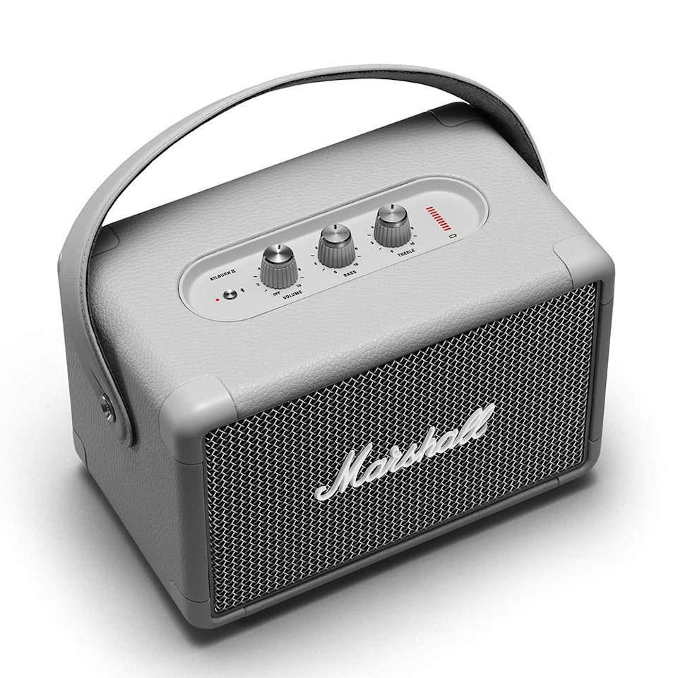 This Bluetooth speaker has a 4.6 out of 5 star review rating. (Photo: Amazon)
