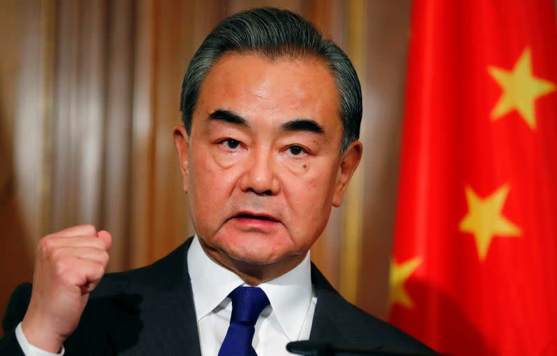 Exclusive: Senior China diplomat concedes challenge of coronavirus, slams 'overreaction'