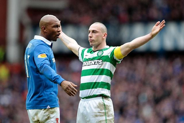 Celtic and Rangers are the dominant forces in the Scottish Premiership (AFP Photo/GRAHAM STUART)