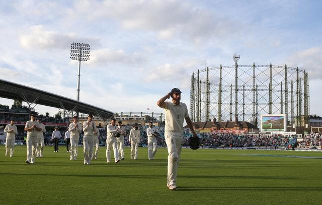England have a mixed recent record at the Oval (Adam Davy/PA)