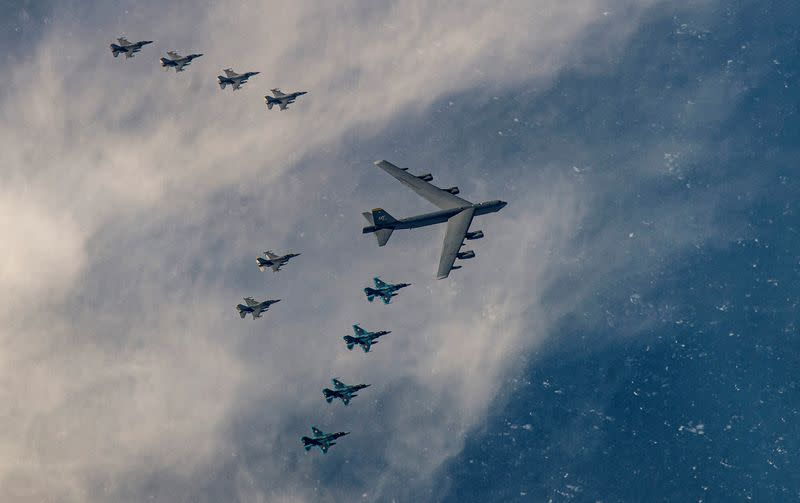 Special Report: Pentagon's latest salvo against China's growing might - Cold War bombers