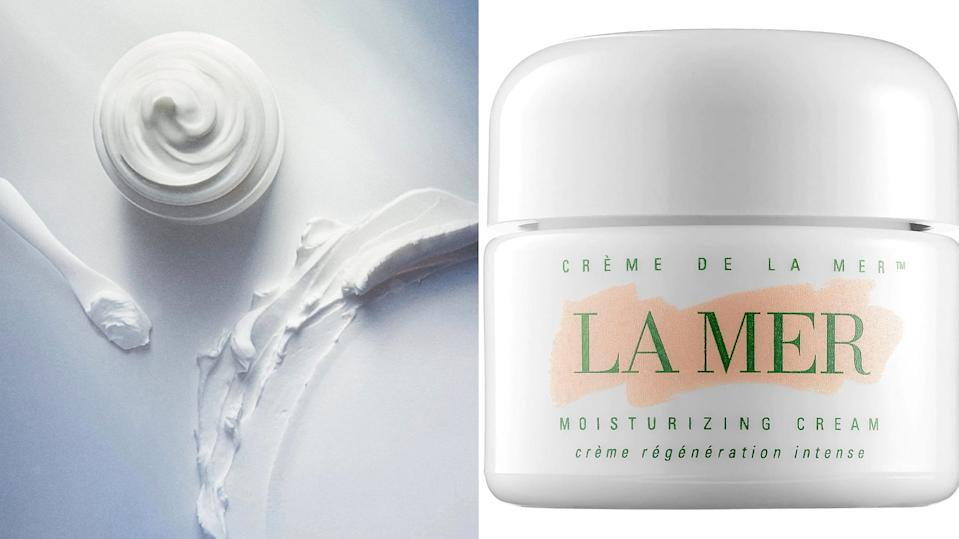 Best gifts for women: La Mer Moisturizing Cream