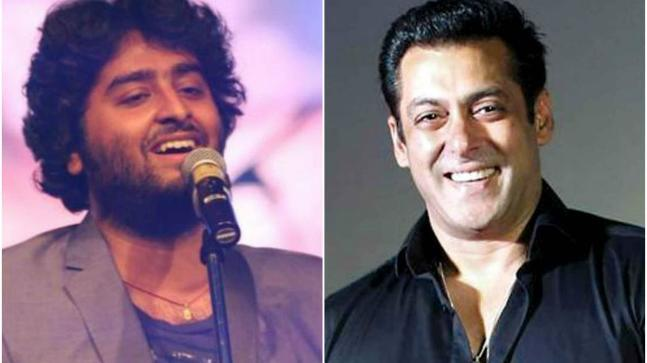 Salman Khan seems to have said no to an Arijit Singh song in the film Welcome To New York too.