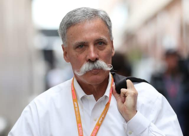 Wolff has been linked with replacing Chase Carey at the head of the sport (David Davies/PA)