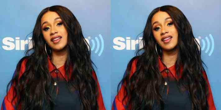 Cardi B Dog: Cardi B Clapped Back At A Fan Who Accused Her Of Having