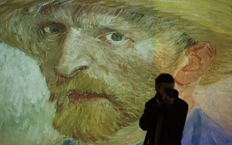 Vincent Van Gogh was among many artists who combined huge talent with mental anguish - Alamy