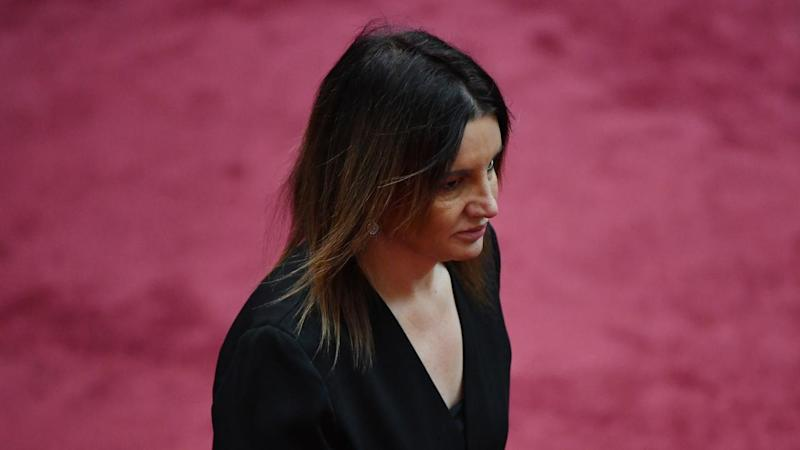 The Get Up group is disappointed Jacqui Lambie backed the government's repeal of medevac laws