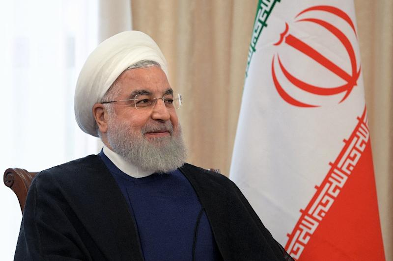 Iran's President Hassan Rouhani said the new sanctions would have little effect