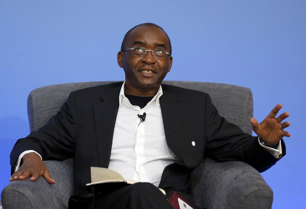 <p>No. 33: Strive Masiyiwa<br /> Presidente, Econet Wireless Group<br /> (Reuters) </p>