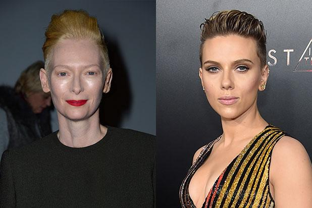 Scarlett Johansson, Tilda Swinton Trolled as 'Honorary Asians,' This Time for Animated Characters