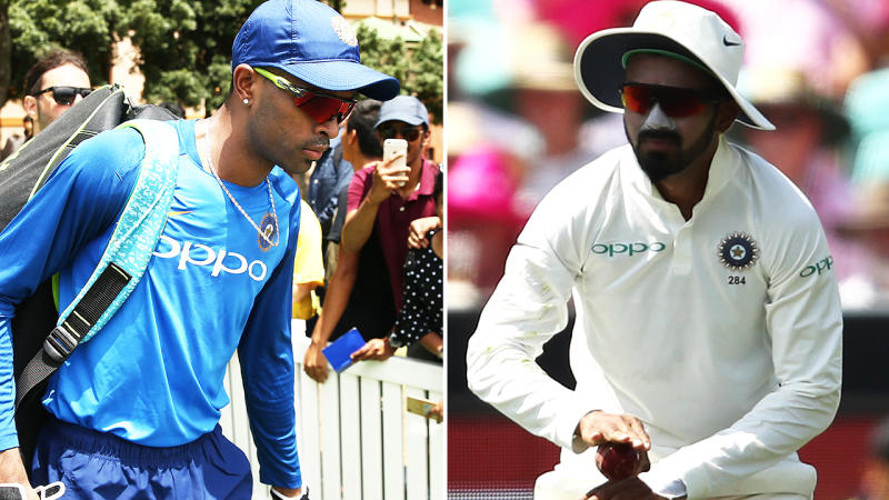 Rohit Sharma learns how to `floss dance` in Australia