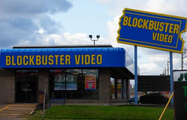 200 Blockbuster stores to close