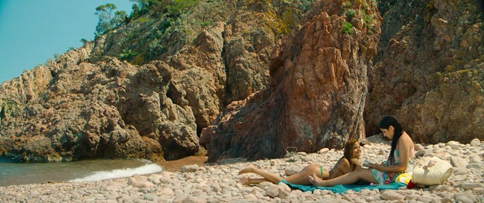 """<p>Follow two young women through their summer as they take very different paths in this French film.</p> <p><br></p> <p><a href=""""http://www.netflix.com/title/81081603"""" class=""""link rapid-noclick-resp"""" rel=""""nofollow noopener"""" target=""""_blank"""" data-ylk=""""slk:Watch An Easy Girl on Netflix"""">Watch <strong>An Easy Girl</strong> on Netflix</a>.</p>"""