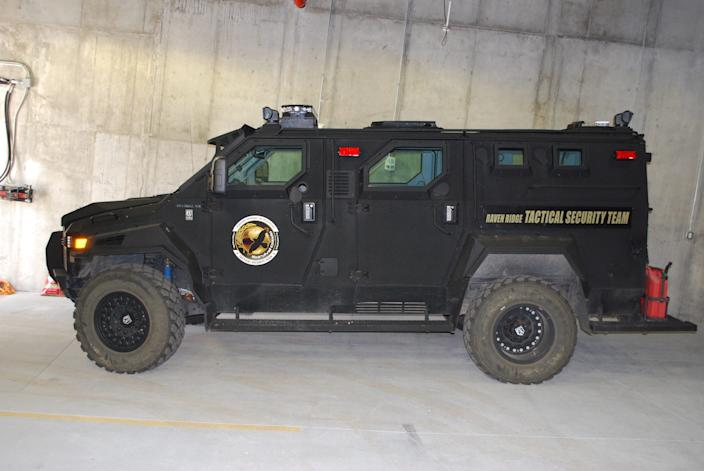 Survival Condo Project Security Vehicle 1.JPG
