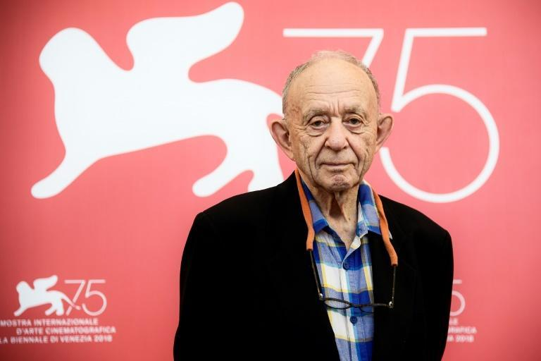 Frederick Wiseman has won a host of awards for his work, including an honorary Academy Award