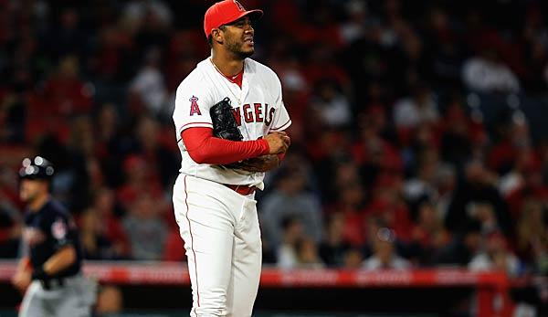 MLB: Angels: Pitcher JC Ramirez benötigt Ellenbogen-Operation