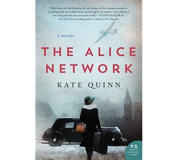 """""""'<strong><a href=""""https://amzn.to/33gJlOF"""" target=""""_blank"""" rel=""""noopener noreferrer"""">The Alice Network</a></strong>' had just enough excitement to keep me turning the pages, and the back and forth between two equally compelling timelines made the story unfold in the most satisfying of ways. If you like a little history lesson mixed in with your drama, this book will be a great, quick read you'll really enjoy."""" — <strong>Katelyn Mullen, HuffPost Director of Commerce</strong>"""