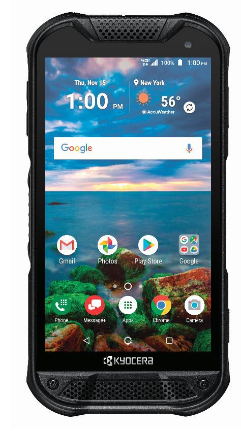 Kyocera Launches Rugged, Military-Grade, Waterproof DuraForce PRO 2