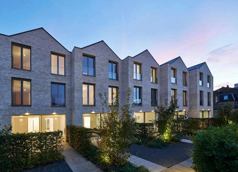 New build homes in London. Photo: Paul Riddle/View Pictures/UIG via Getty