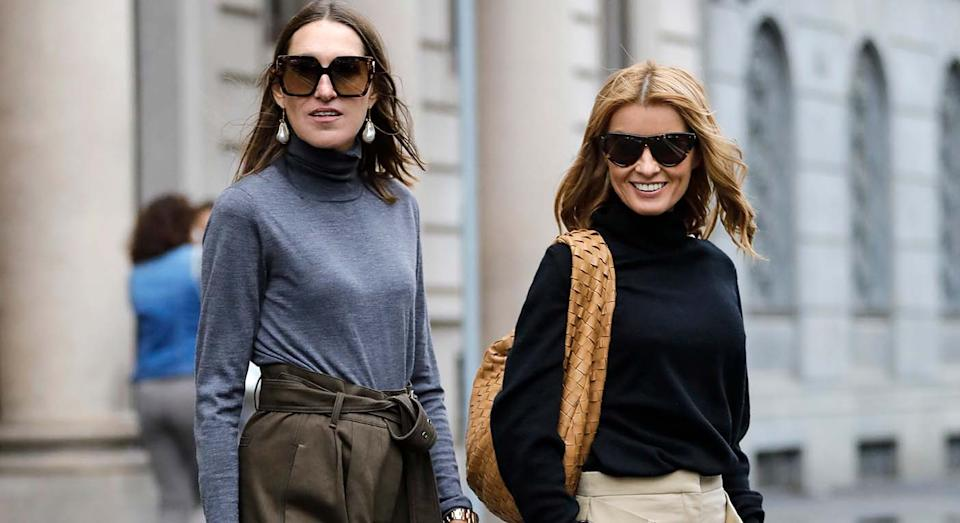 Cashmere jumpers are a timeless winter staple, and we have found the best cashmere jumpers to buy.  (Getty Images)