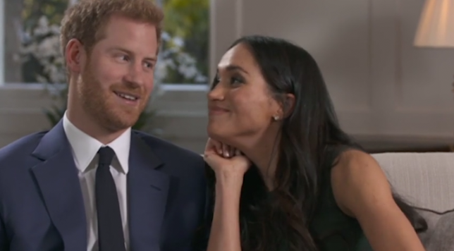 Meghan and Harry attend charity production of Hamilton