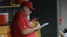 The Angels are making their managerial candidates take a two-hour test