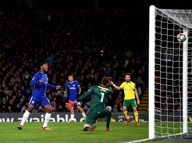 Antonio Conte demands VAR improvement after Norwich's Tim Klose admitted fouling Chelsea's Willian