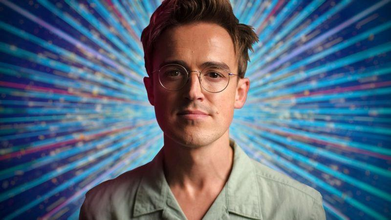 """<p><strong>Who is he? </strong>Tom is best known as one fourth of iconic 00s band McFly. Since then he's written books including The Christmasaurus and The Creakers.</p><p><strong>What's he said about Strictly? </strong>""""I think the fact that I'm actually going to be dancing on Strictly this year has only just started to sink in while I'm writing this! I'm incredibly excited, of course, but also totally terrified! My kids were excited too until I started showing them my best dad-dancing in the kitchen. I'm not sure how far they'll get me in the competition but I can't wait to add some new moves to my embarrassing dad-dancing repertoire.""""</p>"""