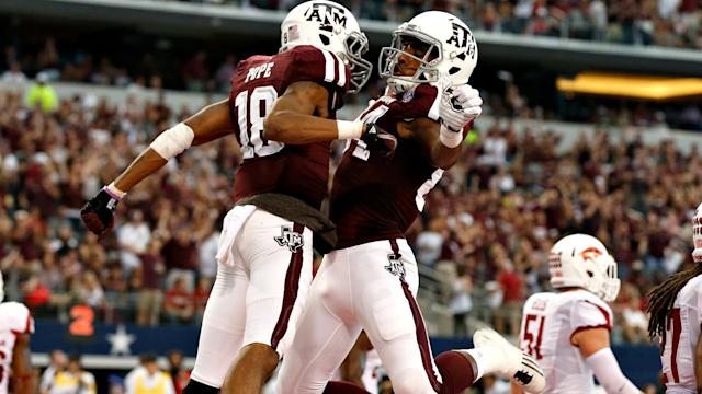Kenny Hill shows why Texas A&M could go further in post-Manziel era