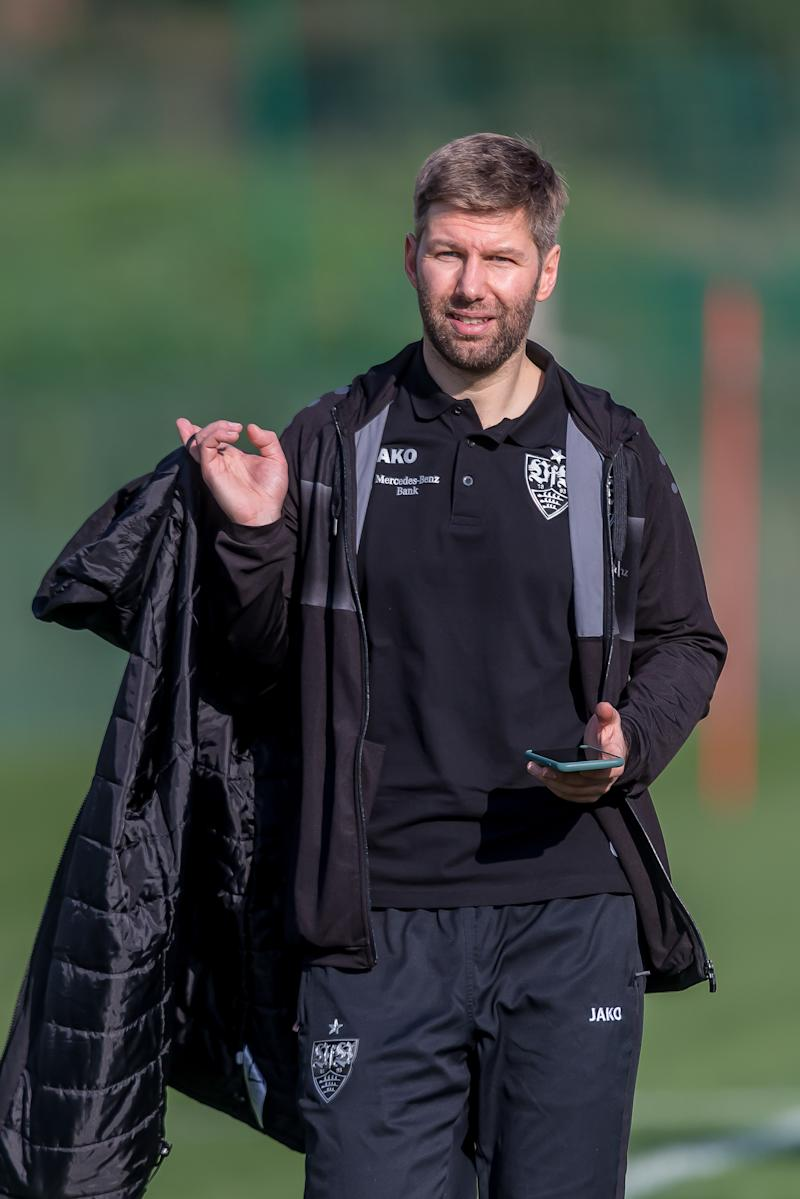 Thomas Hitzlsperger im VfB-Wintertrainingscamp in Marbella (Bild: TF-Images/Getty Images)