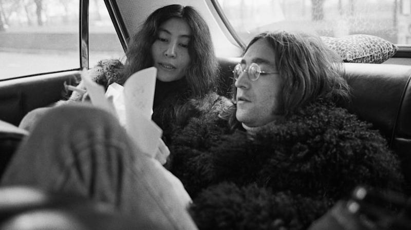 One hundred items stolen from John Lennon's estate, including his glasses and diaries, were recovered in Berlin.