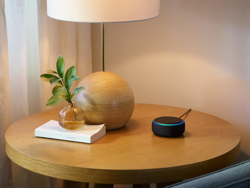 Amazon Echo Dot smart speaker
