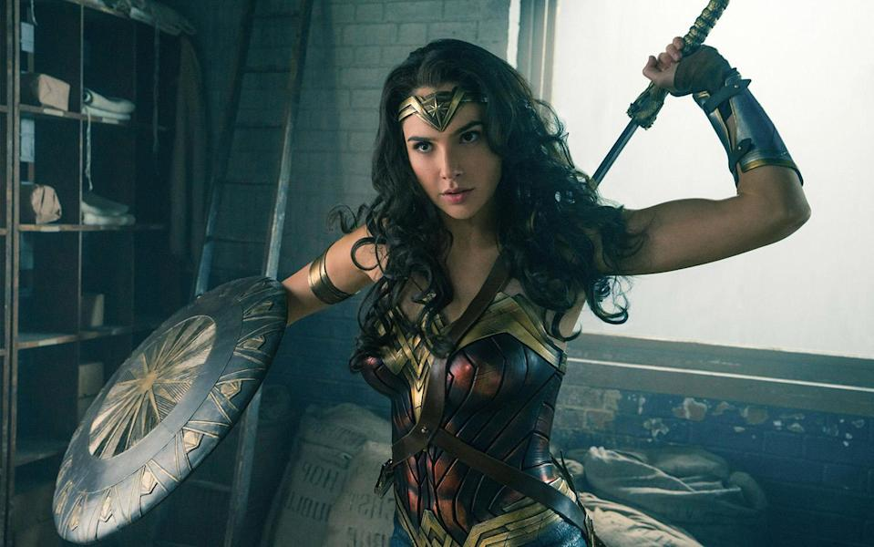 Gal Gadot as Wonder Woman (Photo: Warner Bros. )