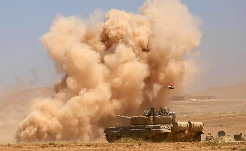 Iraq launches ground offensive in Tal Afar