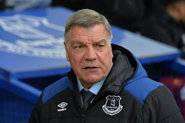 Sam Allardyce sacked by Everton after just seven months in charge