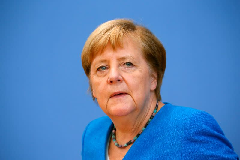 EU working on further COVID-19 vaccine contracts - Merkel
