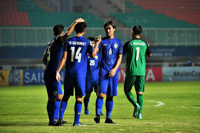 Six matchday one games have been played so far in the 2018 AFC U-19 Championship.