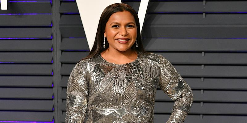 Mindy Kaling Shared A Rare Glimpse Of Her Adorable Daughter